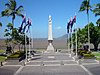 Cairns Esplanade War Memorial by Day